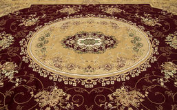 Persian carpet and rug Royalty Free Stock Photo