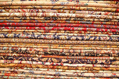 Persian carpets. (Iranian carpets and rugs Royalty Free Stock Images