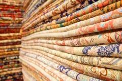 Persian carpets Stock Image