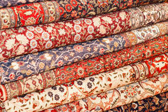 Persian carpets Stock Photography