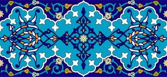 Persian cover. Vector illustration of Persian ornamental background vector illustration