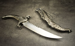 Persian Dagger Royalty Free Stock Photos