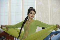 Persian dancer Stock Photos