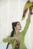 Persian dancer Royalty Free Stock Images