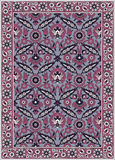Persian detailed  carpet. Persian style detailed  carpet Royalty Free Stock Image