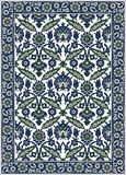 Persian detailed vector carpet royalty free stock image