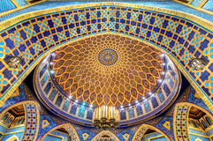 Persian Dome Royalty Free Stock Photo