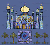 Persian fairy tale Stock Image