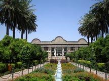 Persian garden in shiraz. Persian citrus garden in shiraz Stock Images