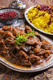 Persian Lamb Ragout Stock Images