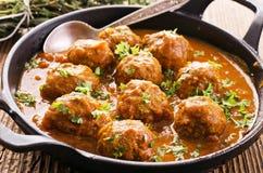 Persian Meatballs Stock Photography