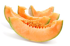 Persian melon Royalty Free Stock Image