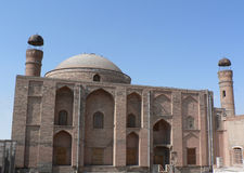 Persian mosque Stock Photography