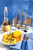 Persian orange, Royalty Free Stock Photos