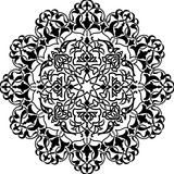 Persian ornament Royalty Free Stock Photography