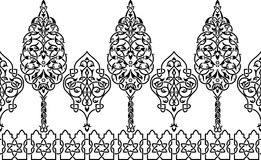 Persian ornament Royalty Free Stock Photos