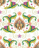 Persian pattern Stock Photo