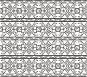Persian Pattern Royalty Free Stock Images