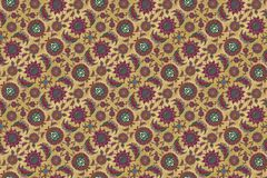 Persian Pattern Royalty Free Stock Photos