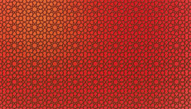 Persian pattern in red color Mashribiya- 21 July 2017. Islamic typical pattern in red color. Antique Arabian art background. Islamic religion pattern symbol Royalty Free Stock Images