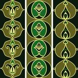 Persian patterns Royalty Free Stock Photos