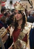 Persian Queen Stock Photos