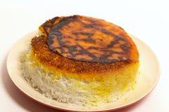 Persian Rice Royalty Free Stock Image