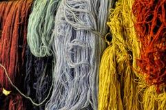 Persian wool Royalty Free Stock Image