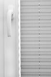 Persianas de ventana Imágenes de archivo libres de regalías
