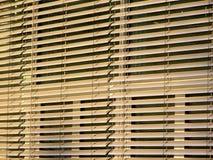 Persianas de ventana fotografía de archivo