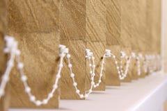 Persianas verticales Foto de archivo