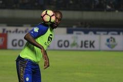 Persib Bandung στοκ φωτογραφίες