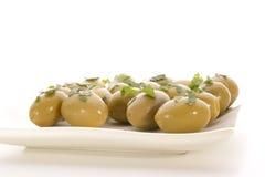 persil olive de pétrole certains Images stock