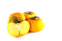 Persimmon φρούτα Στοκ Εικόνα