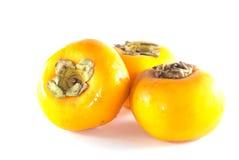 Persimmon φρούτα Στοκ φωτογραφία με δικαίωμα ελεύθερης χρήσης