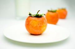 Persimmon royaltyfri bild