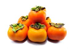 persimmon Fotografia de Stock Royalty Free