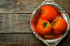 Persimmon Stock Image