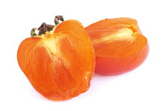 Persimmon fruit Royalty Free Stock Photo