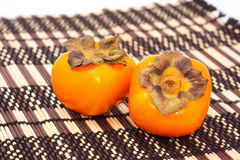 Persimmon fruit Stock Image