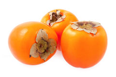 Persimmon fruit Stock Photos