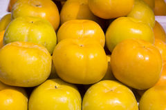 Persimmon fruit Royalty Free Stock Photos