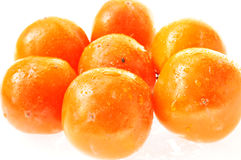 Persimmon fruits Stock Image