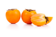 Persimmon Fruits Royalty Free Stock Photo