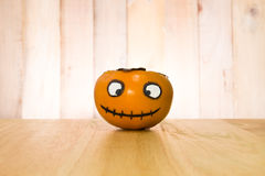 Persimmon ghost of Halloween Stock Photography