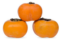 The persimmon Stock Images