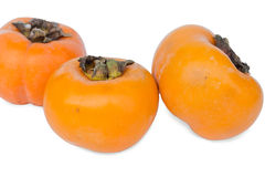 The persimmon Royalty Free Stock Photo