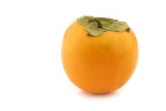Persimmon (kaki) fruit Royalty Free Stock Images