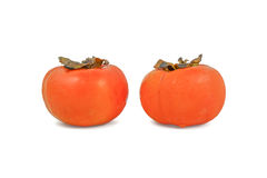 Persimmon owoc Obrazy Stock