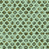 Persimmon seamless pattern. Asian Traditional Painting Royalty Free Stock Photography